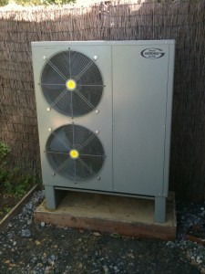 Grant Aerona 15.5kw air source heat pump